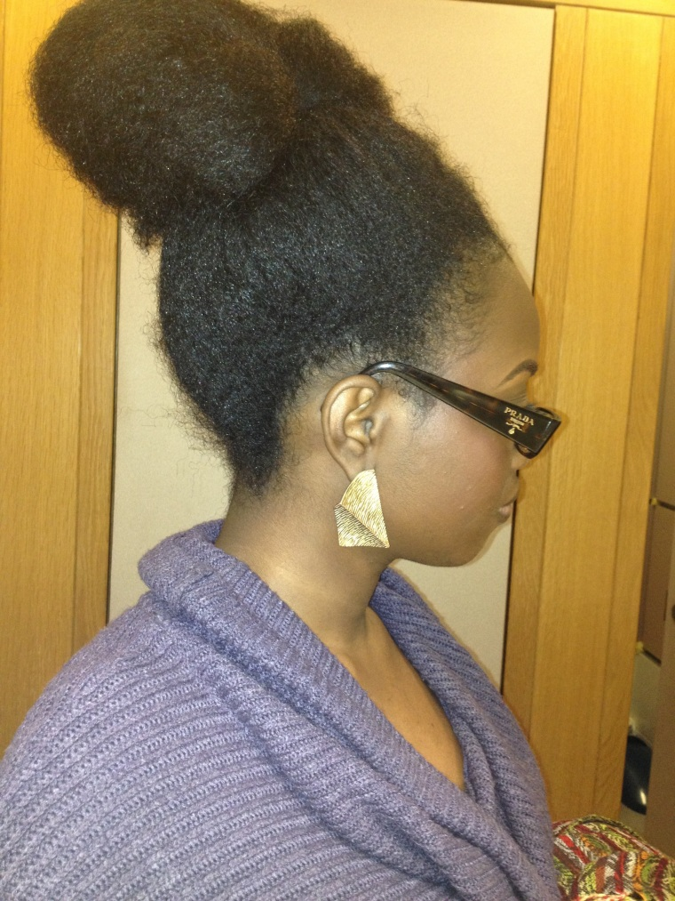 Twa Natural Hair And Thin Edges | HAIRSTYLE GALLERY