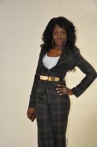 Boss Lady ... Preparing to be that Oga at the Top :-)