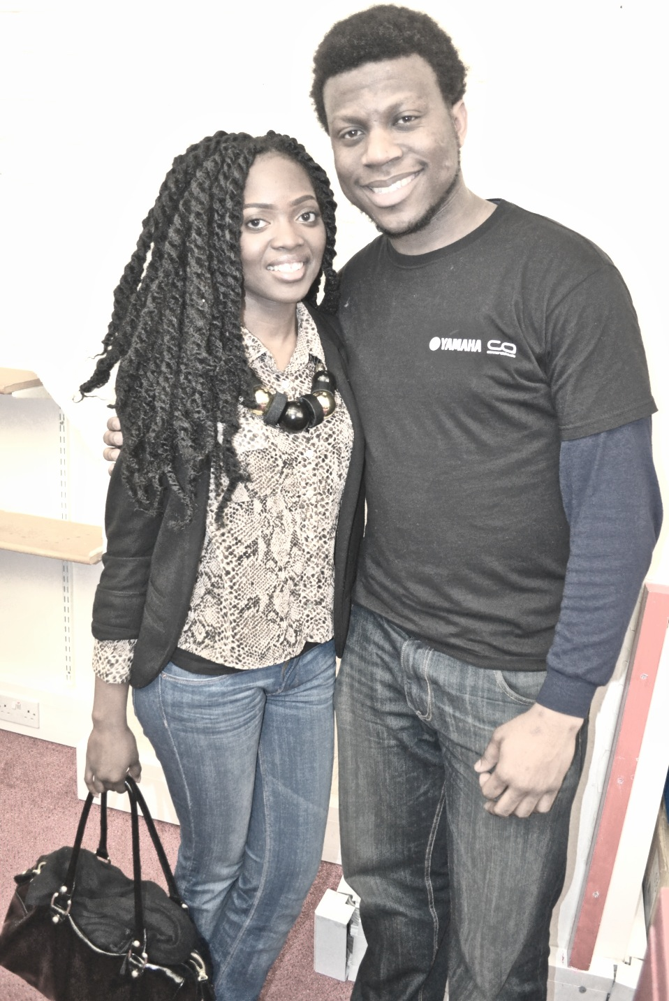 Sola and I